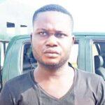 Kamaor Fachii, Late Militant Leader Gana's Commander Arrested