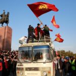 Protests erupt in Kyrgyzstan after parliamentary election