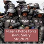 Breakdown Of Police Salary In Nigeria For Each Rank