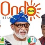 1.4m voters to pick Ondo governor