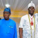 #EndSARS: Details Of Ooni's Meeting With Obasanjo Emerge