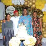 Photos From The Birthday Party Of Senator Orji Uzor Kalu's Wife