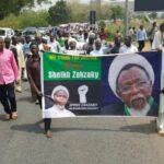 Protesting Shi'ites demand El-Zakzaky's release