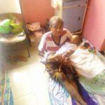 Nigerians Settle Bills Of Detained Nursing Mother In Lagos Hospital.