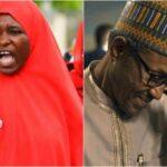 Aisha Yesufu Blasts Buhari Over Silence On Lekki Shooting, Says 'He Never Shows Empathy'