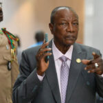 Scores killed in protests against Guinea's President Alpha Condé, says opposition group