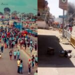 BREAKING: Two killed, many injured as hoodlums hijack protest in Jos (photos & video)