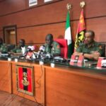 Just In: Buratai Meets Top Army Commanders Over #LekkiMassacre