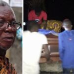Tears As Popular Nigerian Poet, JP Clark Is Buried In Delta