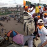 BREAKING: DSS Allegedly Brutalizes #RevolutionNow Movement Protesters