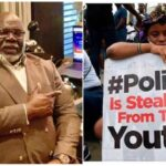 "#EndSARS: ""Nigerian Lives Matter"" – Bishop T.D Jakes Reacts To Recent Happenings"