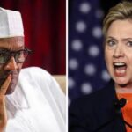 Hillary Clinton Speaks Up, Ask Buhari, Nigerian Army To Stop Killing #EndSARS Protesters