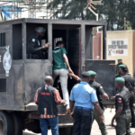 Police Arrest, Brutalise Journalists, Activists During Independence Day Protest (Photos)