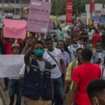 SARS: Police Assault And Disperse Protesters in Lagos