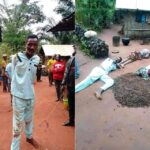 PHOTOS: Man Allegedly Kills Parents In Enugu During Misunderstanding