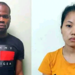 PHOTOS: Police Arrest Nigerian Man And Indian Girlfriend For Posing As British Citizens To Defraud People