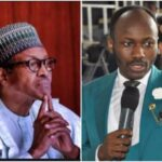 How Buhari Wasted 12 Minutes Of My Life – Apostle Suleman