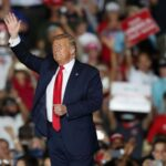 Trump returns to campaign trail, says he feels 'powerful' after Covid-19 recovery