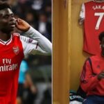 Why I Chose England Over Nigeria – Bukayo Saka
