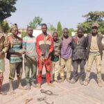 Troops arrest 11 illegal miners, eliminate scores of bandits – DHQ