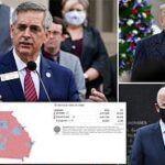 Trump Vs Biden: Georgia To Recount US Election Results By Hand