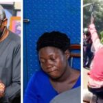 House Of Reps Speaker, Gbajabiamila, Visits Family Of Vendor Shot Dead By His Security Aide (Photos)