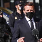 Macron urges Europe to strengthen border controls after terror attacks