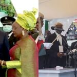 Governor Obaseki And His Deputy, Philip Shaibu Sworn-In For Second Term [Photos]