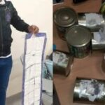 Two men nabbed with 16.65Kg of cocaine worth N2bn in Lagos (photos)