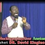Fake Prophesy: See the Nigerian pastor who falsely prophesied a Trump victory (video)