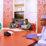 Buhari Expresses Frustration Over #ZabarmariMassacre, Blame Service Chiefs