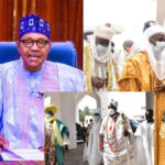 Details Of Buhari's Meeting With Sultan Of Sokoto, Ooni Of Ife, Others (photos)