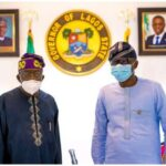 Lagos: Tinubu Reacts To Plans By Sanwo-Olu To Stop Pension For Ex-Governors, Deputies
