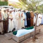 PHOTOS: Balarabe Musa Laid To Rest In Kaduna