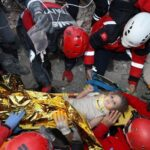 Girl rescued from rubble 91 hours after Turkey quake as death toll exceeds 100