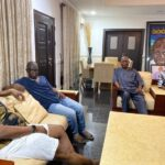 Fayose Meets Agboola Ajayi, Wants Him Back In PDP