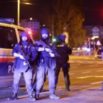 Death toll rises in Vienna 'terrorist' attack, city sealed off as police launch extensive manhunt