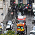 Four placed under formal investigation in France for suspected links to Paris cleaver attack