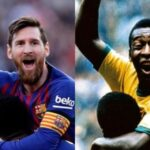 Lionel Messi breaks Pele's record for most goals scored for a club