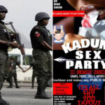Police Arrest Organisers Of Kaduna S3x Party