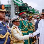 Why Buhari Is Afraid To Sack Service Chiefs – Senator Rufai Hanga