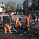 Bomb and gun attacks in Afghan capital kill 3
