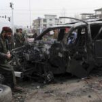 Car bombing in Kabul kills at least eight, including children and women