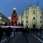 Italy imposes lockdown over Christmas and New Year to curb spread of Covid-19