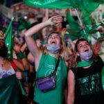 Argentina's senate passes historic bill to legalise abortion