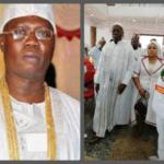 Are Ona Kakanfo Gani Adams Ordained As Apostle In Cherubim & Seraphim Church In Lagos (photos)