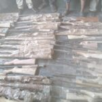 Customs Seizes Truck Laden With Weapons In Kebbi State (Photos)