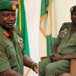 Nigerian Army Reveal Full Details Of How General Irefin Died