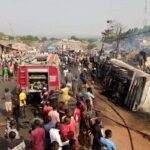 Tanker Explosion Claims 6 Lives, Destroys 30 Houses In Kwara (PHOTOS)