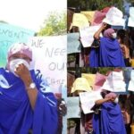 Kankara: Katsina Residents Protest Over Abduction Of Students – [Photos]